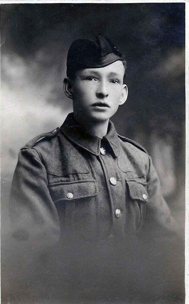 James Andrew of Old Monkland, Lanarkshir