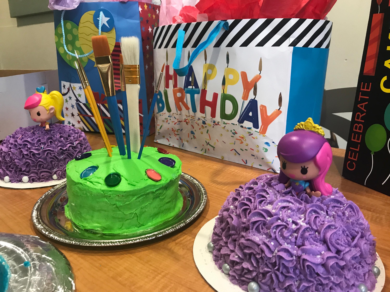 FW cakes