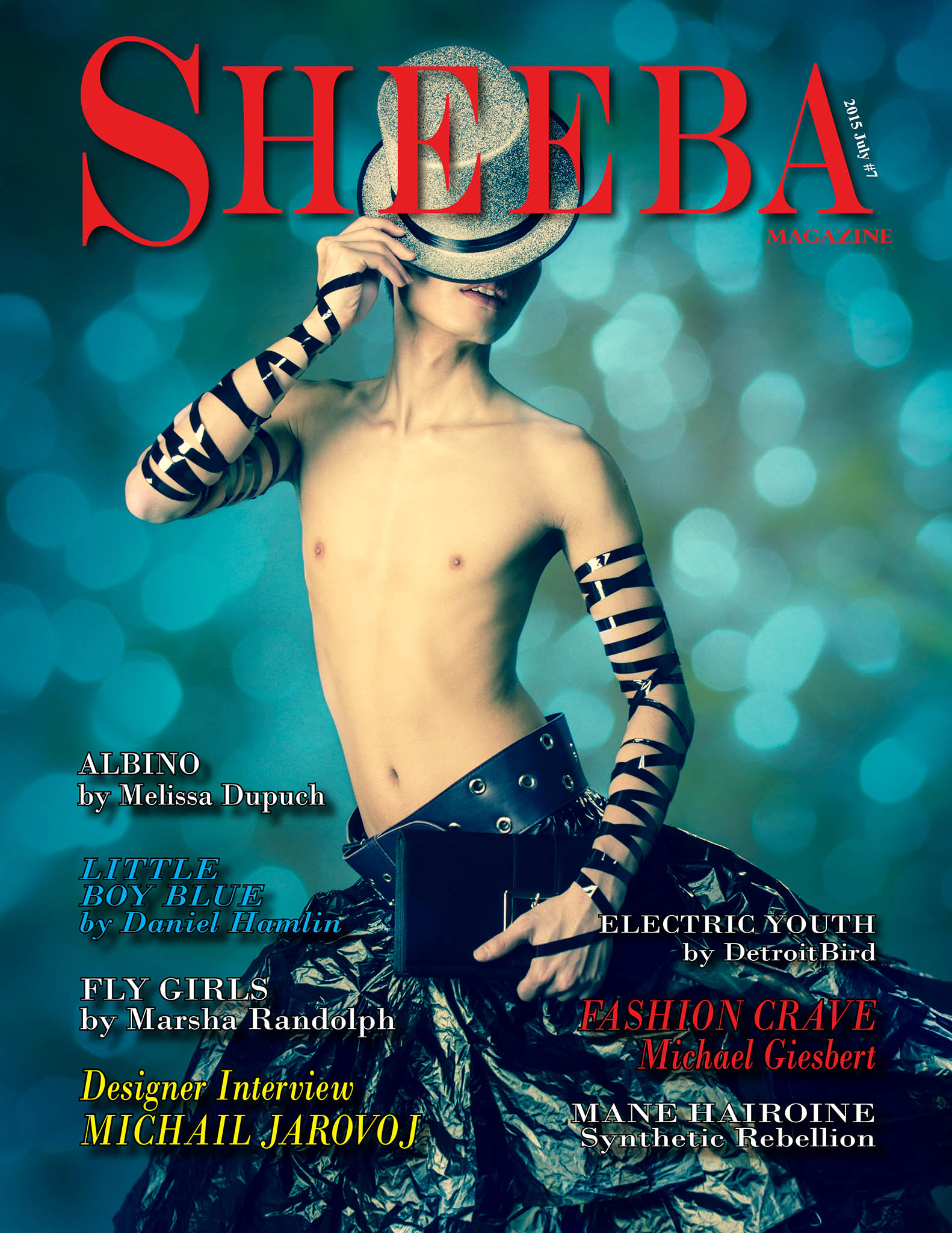 2015 #7 July COVER small