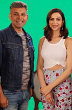 Ujjawal with Deepika