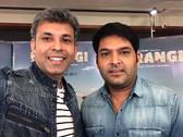 Ujjawal with Kapil