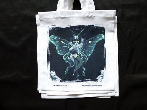 Miss Luna Moth TOTE BAG