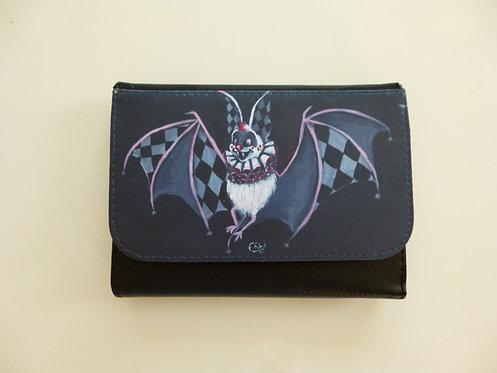 Harlequin Bat PURSE