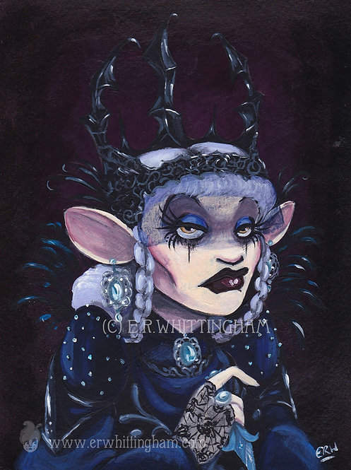 Seladon (The Dark Crystal) ORIGINAL PAINTING