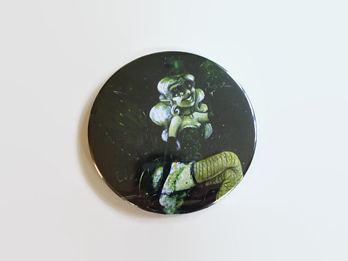 Absinthe Fairy POCKET MIRROR