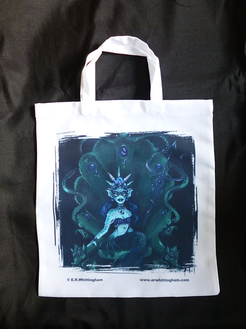 Mermaid Queen TOTE BAG