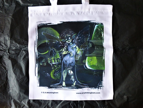 Frankenstein Fairy TOTE BAG