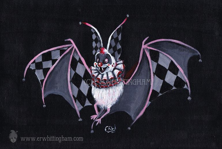 Harlequin Bat