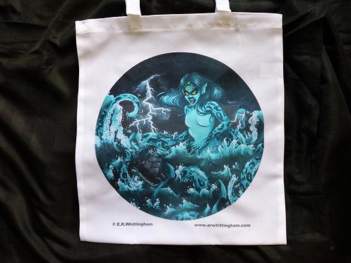 Kraken Mermaid TOTE BAG