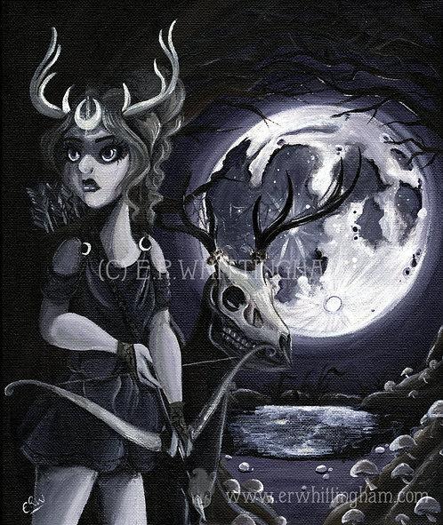 Artemis ORIGINAL PAINTING