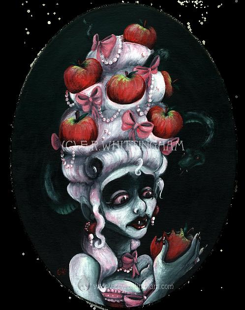 Forbidden Fruit ORIGINAL PAINTING