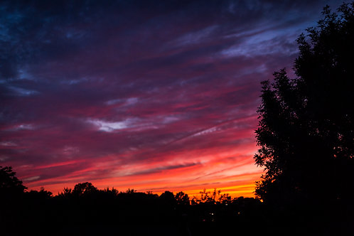 Pennsylvania skies