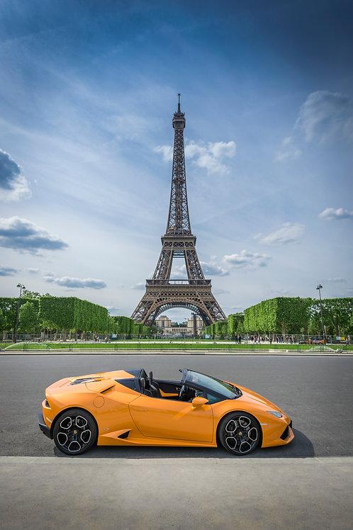 Huracan in Paris
