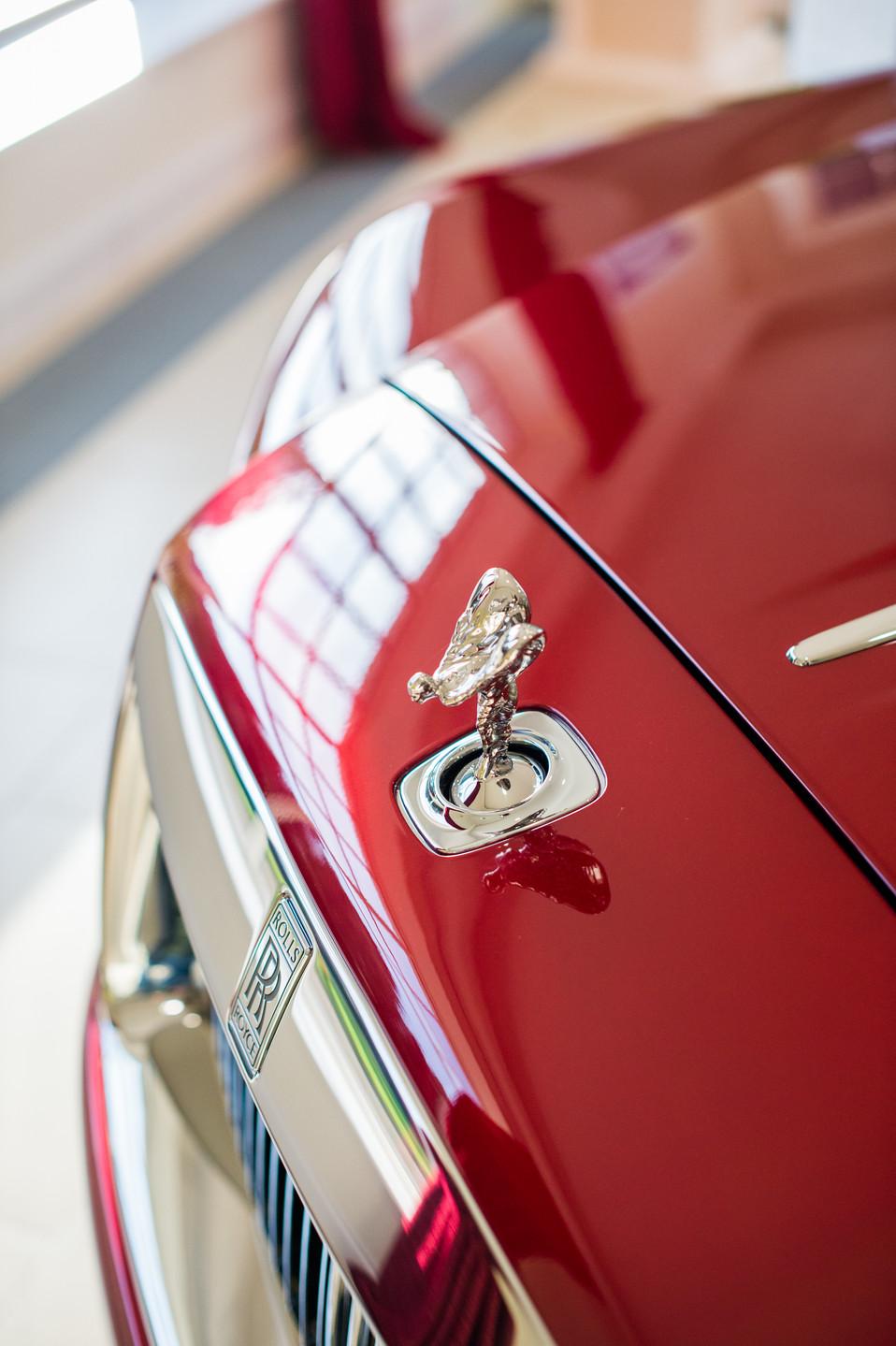 Rolls Royce dealership