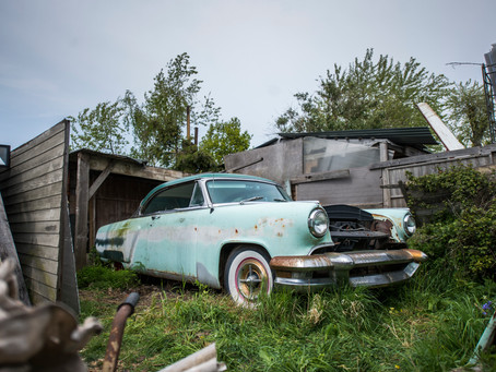 From Arizona to Essex, the story of a 1954 Lincoln Capri.