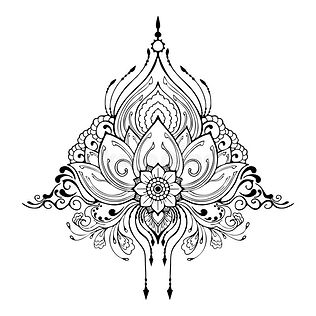 installation-de-fleur-lotus-mehndi-pour-