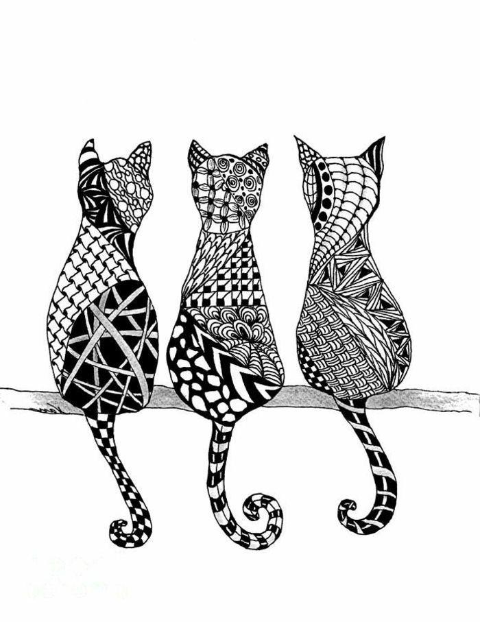 Tarot des Chats Mystiques