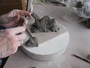 cours stages céramique modelage terre paris
