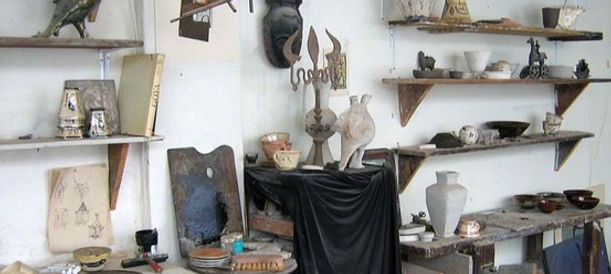 Atelier céramique peinture Paris