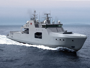 SHIP PROFILE: HARRY DE WOLF CLASS ARCTIC/OFFSHORE PATROL SHIP