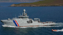 Ship Profile: Iceland Coast Guard Vessel Thor