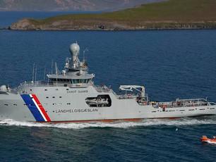Ship Profile: Iceland Coast Guard Vessel Thor