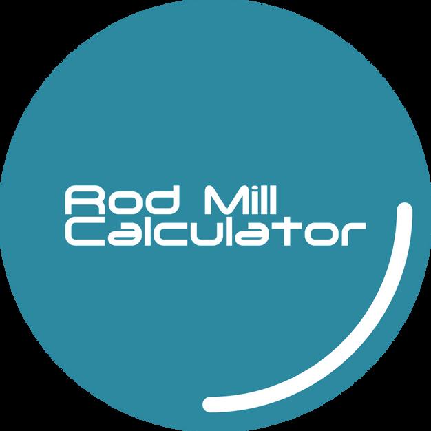 MPES Rod Mill Calculator