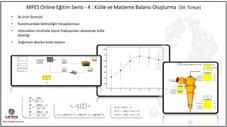 WEIR Minerals, Modeling in Mineral Processing, Ankara / TURKEY, 21&22 September, 2020