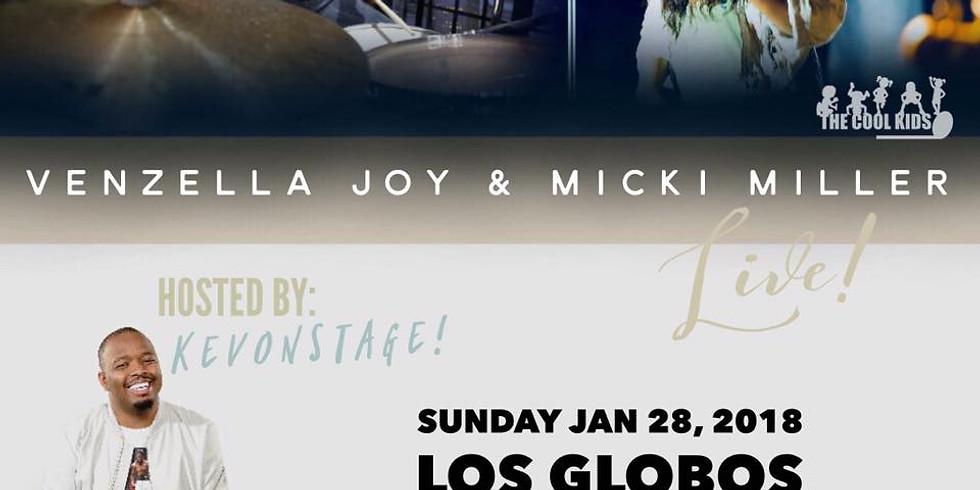 Blanche J w/ Venzella Joy & Micki Miller