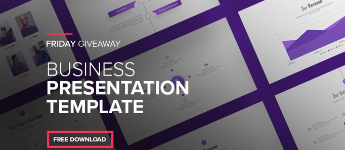 Free Business Presentation Template (PowerPoint)