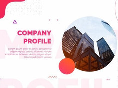 Company Profile 27034830 Free Download After Effects Project