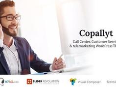 Download Free Copallyt v3.6 – Call Center & Telemarketing WordPress Theme