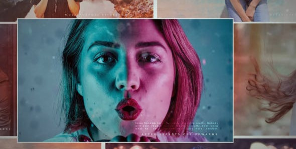 Grid Slideshow 2173143 Free Download After Effects Projects