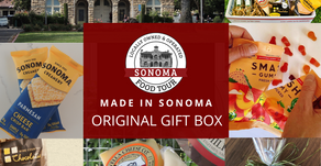 """Made in Sonoma"" Original Gift Box"