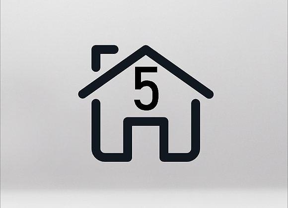 Impianto per appartamento 5 stanze fino a 125m² [PACCHETTO BASE]
