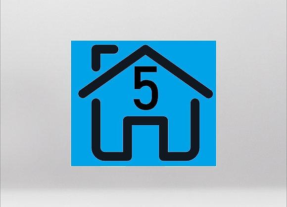 Impianto per appartamento 5 stanze fino a 125m² [PACCHETTO SUPERIOR]