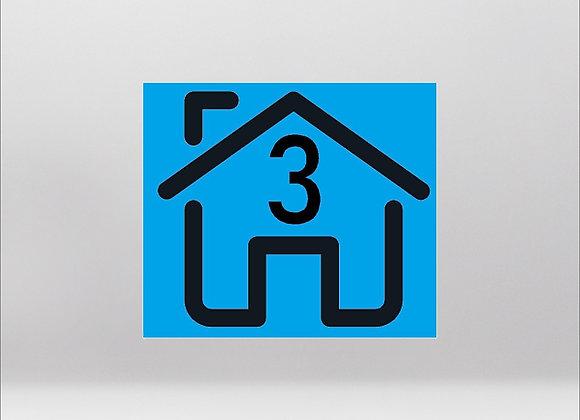 Impianto per appartamento 3 stanze fino a 65m² [PACCHETTO SUPERIOR]