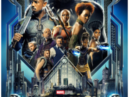 Project Level Takes Students To See Black Panther Movie