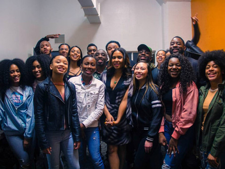 Project Level Interviews The Breakfast Club's very own Angela Yee