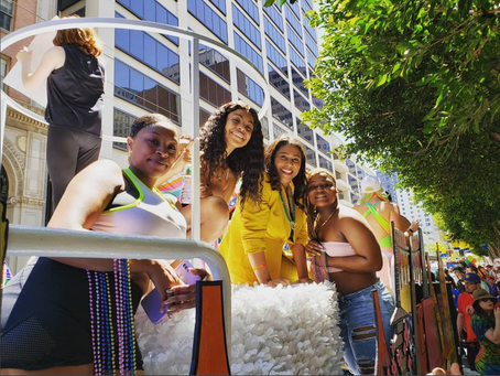Project Level goes to Pride SF