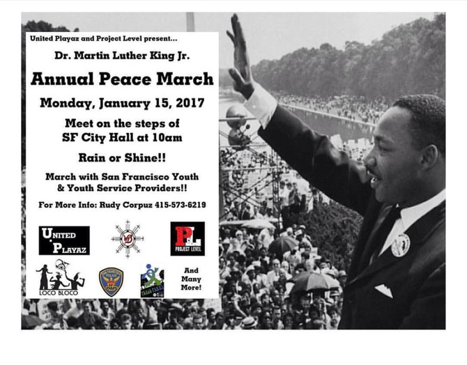 MLK Day Parade