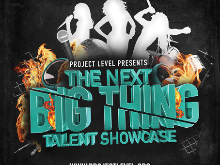 """Project Level kicks off 2017 with """"The Next Big Thing""""  Talent Showcase"""