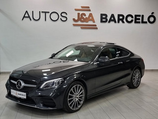 Mercedes Benz C Coupé 300 EQ Power