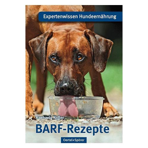 BARF- Rezepte Buch