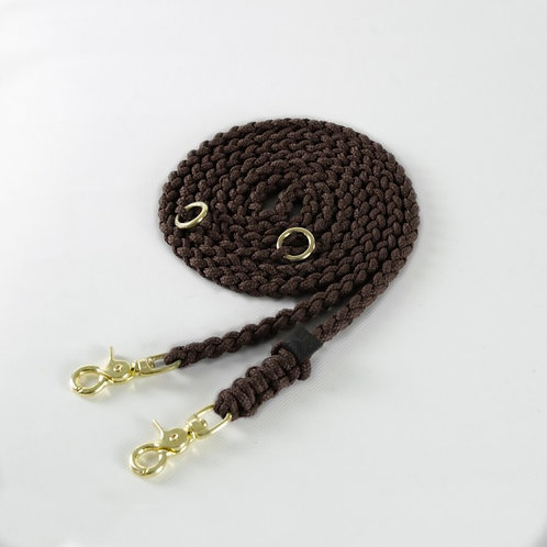 Molly &  Stitch Leine chocolate