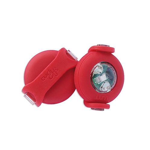 LUUMI LED - Halsbandlicht RED