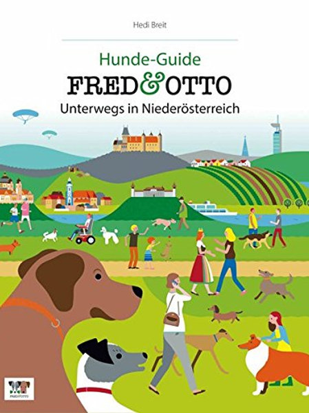 Hundeguide Fred & Otto / Unterwegs in NÖ