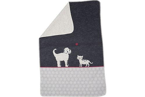 Haustierdecke Hund & Katz