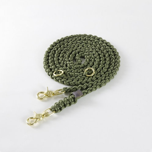 Molly & Stitch Leine military