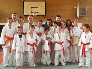 Hitchin Judo Club End of Term